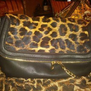 Leopard Carlos Santana bag